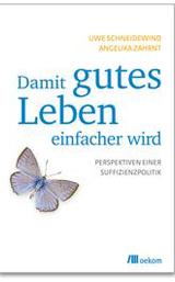 Cover vom Buch: weißer Hintergrund mit einem Schmetterling