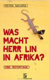 Cover vom Buch: Salamander der einen Schmetterling frisst