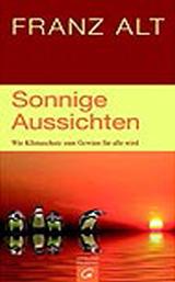 Cover vom Buch: Roter Horizont im Hintergrund, vorne Pinguine