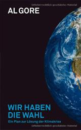 Cover vom Buch: schwarzer Hintergrund mit ein 1/3 der Weltkugel im Vordergrund